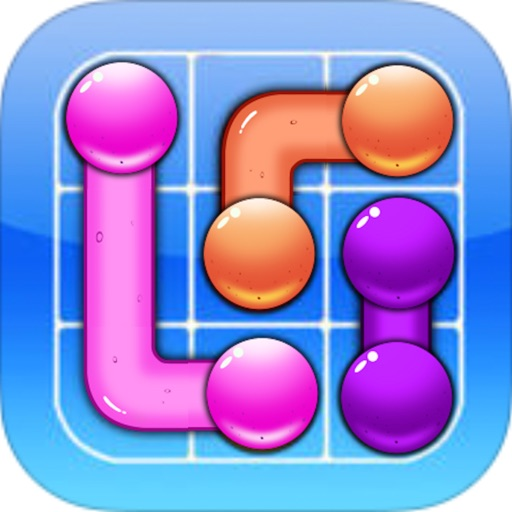 Pipe link look - a simple puzzle game iOS App
