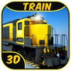 Hill Train Drive Free icon