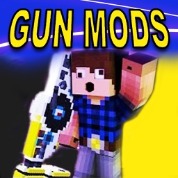 Gun Mods FREE - Best Pocket Wiki & Game Tools for Minecraft PC Edition