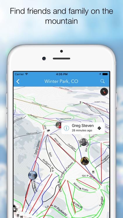 WeSki - Ski Trip & Resort Trail Maps