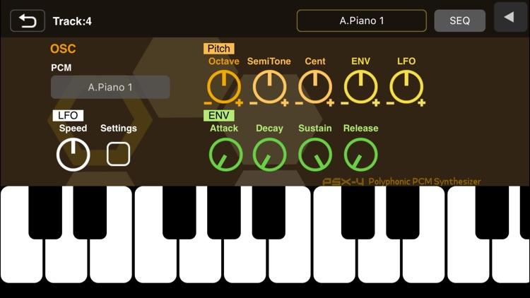 XENON Synthesizer