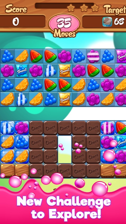 Jelly Crush Mania - King of Sweets Match 3 Games screenshot-4