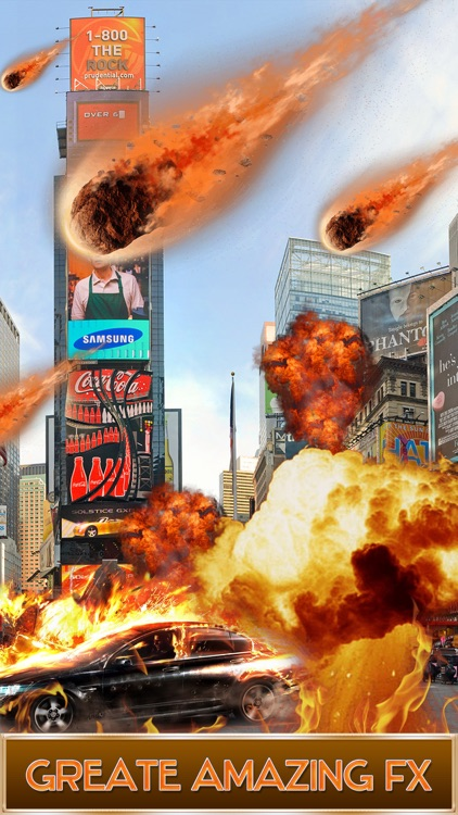 Hollywood Style Movie FX Pro - Super Power Effect Director & Extreme Scary Photo Sticker Edit.or