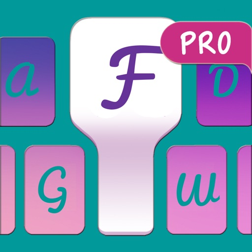 Best Font Changer Pro - Now With Cool Fonts & Custom Designed Keyboards Themes!