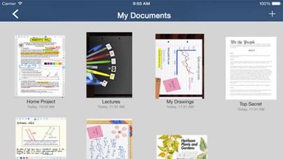 Notebook Pro - Take Notes & Handwriting screenshot two