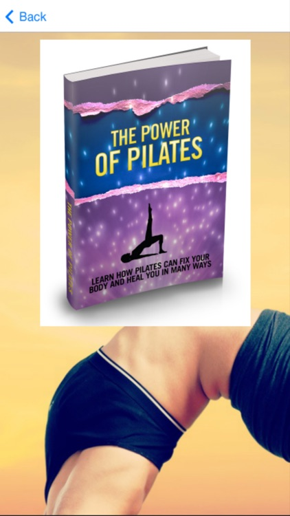 Pilates for Beginners - Learn How to Do Pilates Exercises screenshot-3