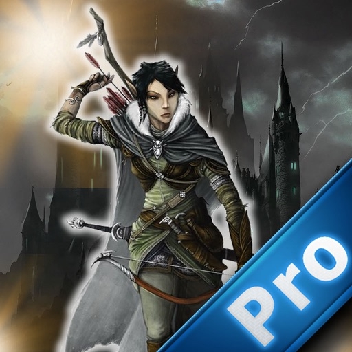 A The Archer Guardian Of The Rule PRO - Large Powerful Arrows Game