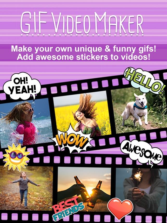 Membuat video dengan foto hidup konverter dan animasi pencipta