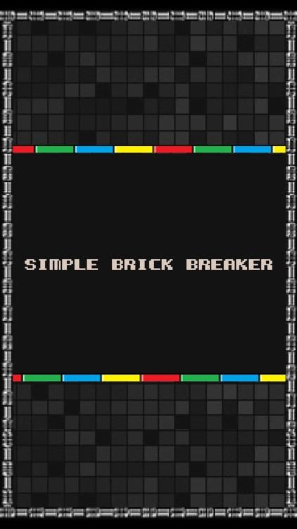 Mini Simple Brick Breaker
