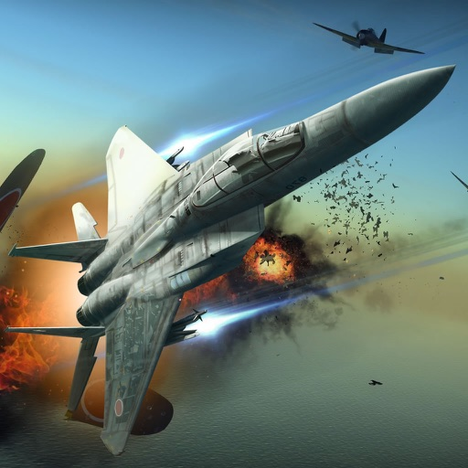 A Stunt Aircraft Fast - Driving Airplane Game
