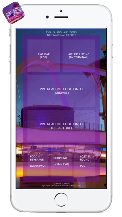PVG AIRPORT - Realtime, Map, More - SHANGHAI PUDONG INTERNATIONAL AIRPORT