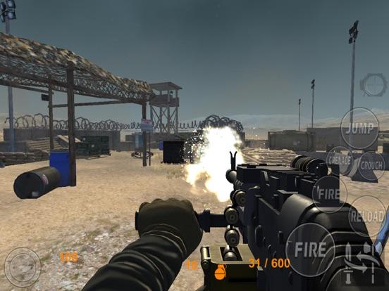 Real Trigger FPS Weapons Shooting Test : Desert Range