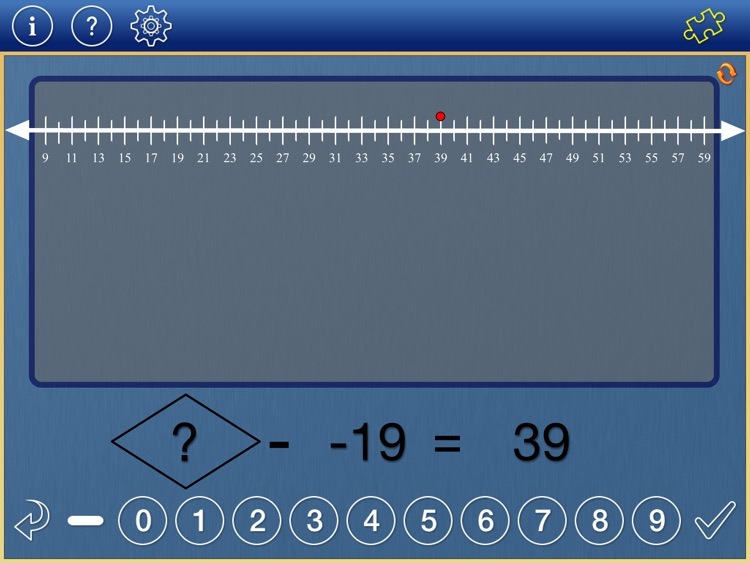 Number Line Math 3-6 screenshot-2