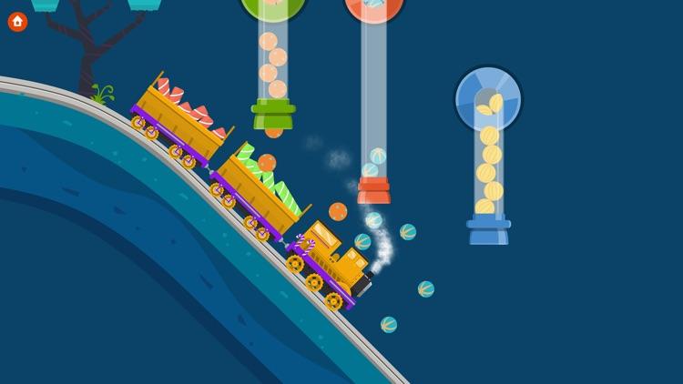 Train Driver - The Train Simulator Games For Kids screenshot-0