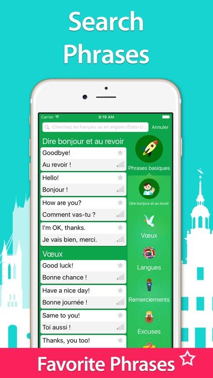 5000 Phrases - Learn American English for Free screenshot-4