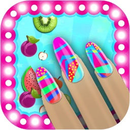 Cute Nails Art Studio - Modern and Fashionable Manicure Design.s for Girls