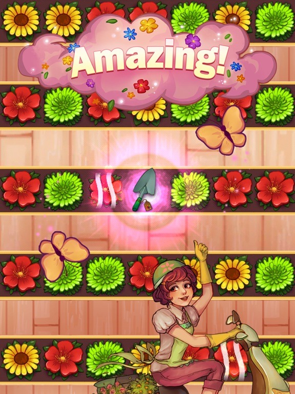 Blossom Jam: Flower Shop-ipad-1