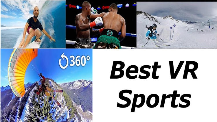 Best 360 Sports VR Videos