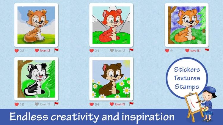 Mini Monet - Creative Studio and Art Club for Kids screenshot-3