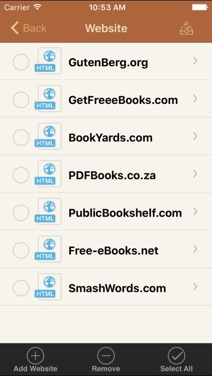 Power Reader Pro – Document Book Reader screenshot-4