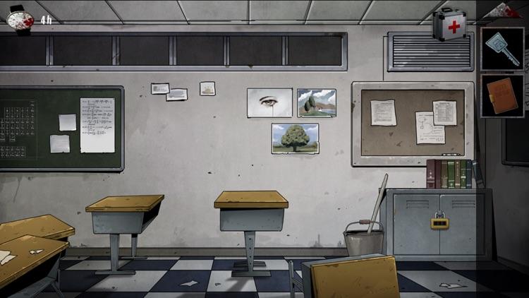 No Escape :  Escaping  the Zombie College