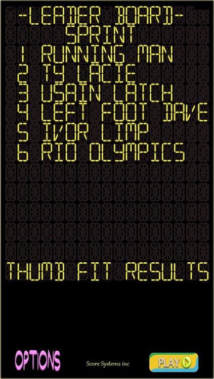 Thumb Fit Games ( Rio edition 2016 ) screenshot-3