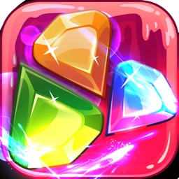 Action Urban Candy Tap Puzzle Quest Game