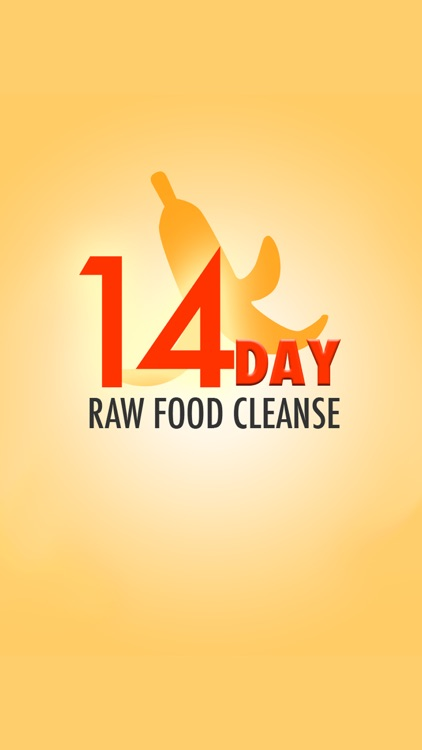 Raw Food Cleanse - 14 Day Healthy Detox Diet Plan