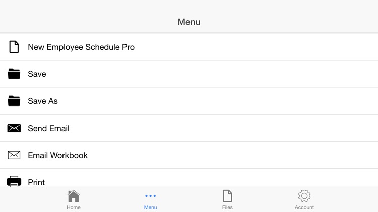 Employee Schedule Pro screenshot-2