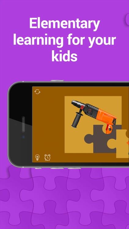 House jigsaw puzzle for kids screenshot-4