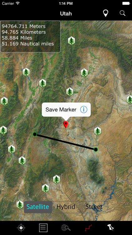 Utah State Parks & Recreation Areas screenshot-3