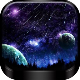 Night Sky Wallpaper – Cool HD Moon & Star.s Background For Home or Lock Screen