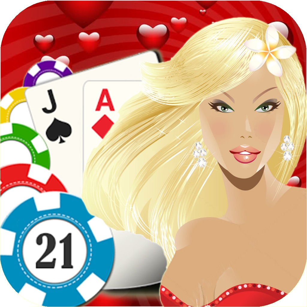 Ace Queen Of Hearts - Black Jack Beat The Vegas Casion Competition hack