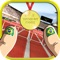 Becoming an Olympian may sound like a lifetime of dedication, hard work and training from dawn to dusk, but with Thumb Fit Games you've already trained to perfection