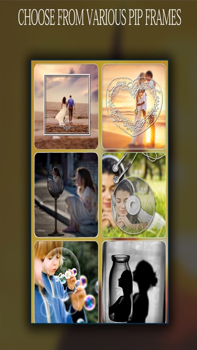 Pic in Pic Photo Editor - #1 App To Make Pip Photos & Selfies screenshot two