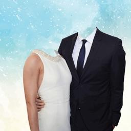Couple Photo Suit Photo Maker
