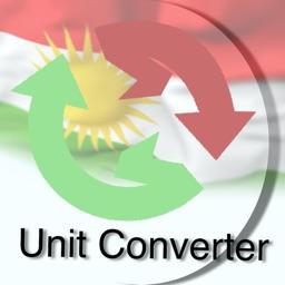 Unit Converter (Kurdish <-> English)