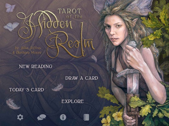Tarot of the Hidden Realm-ipad-0