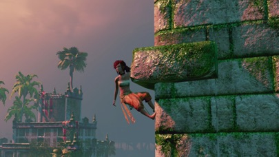 Screenshot from Submerged: Miku and the Sunken City