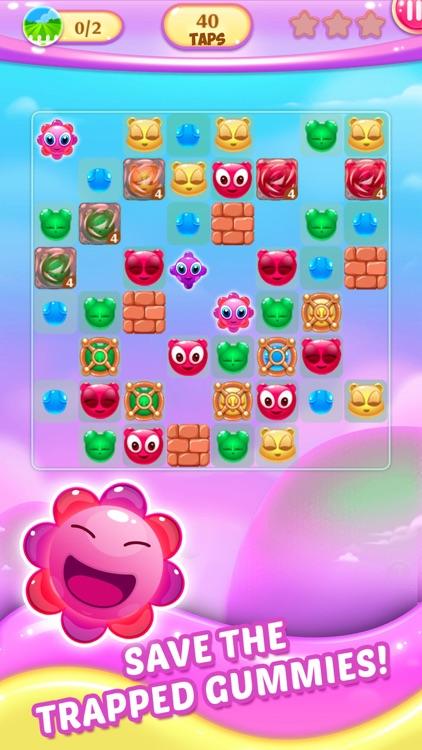 Gummy Pop - Chain Reaction Game