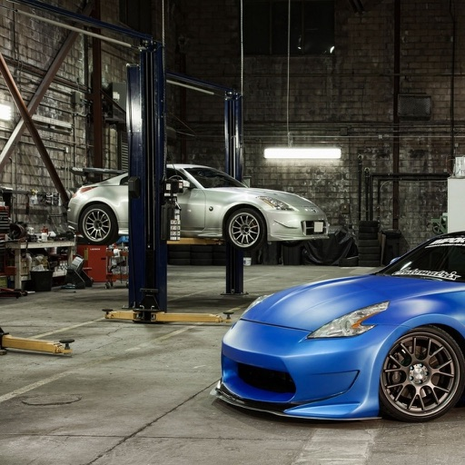 HD Car Wallpapers - Nissan 350Z-370Z Edition