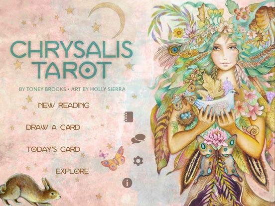 Chrysalis Tarot-ipad-0