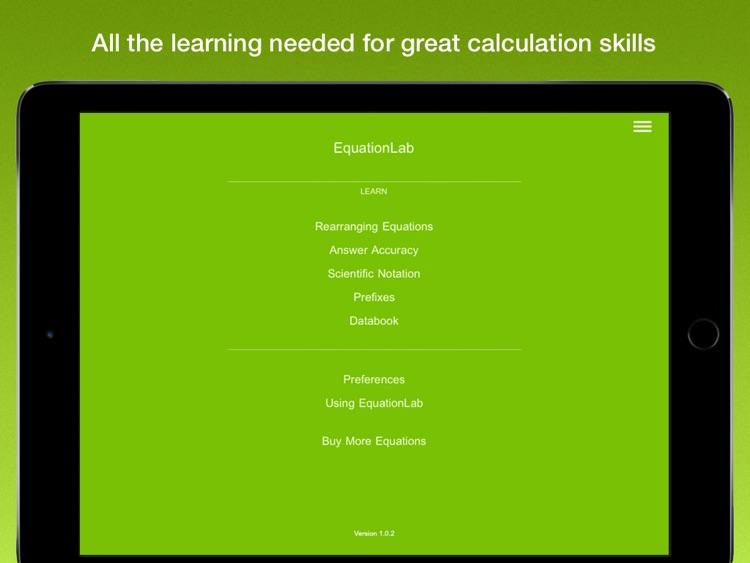 EquationLab screenshot-4