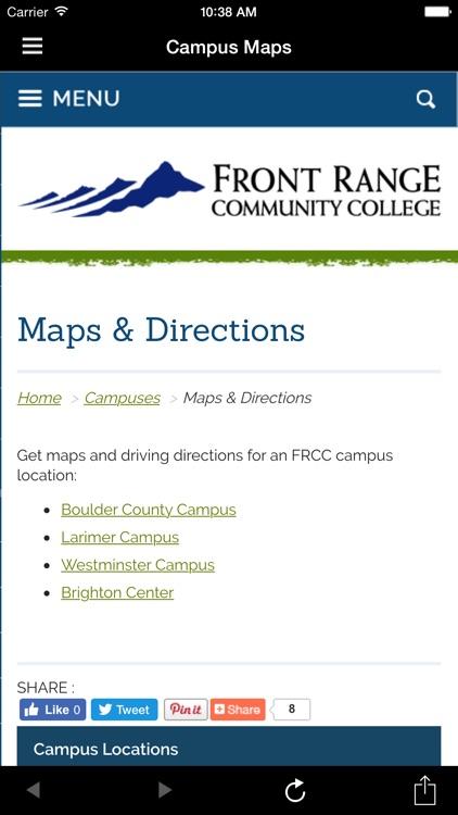 FRCC Mobile