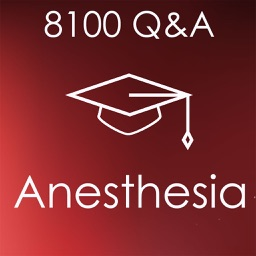 Anaesthesia Exam Review: 8100 Flashcards Study Notes & Quiz