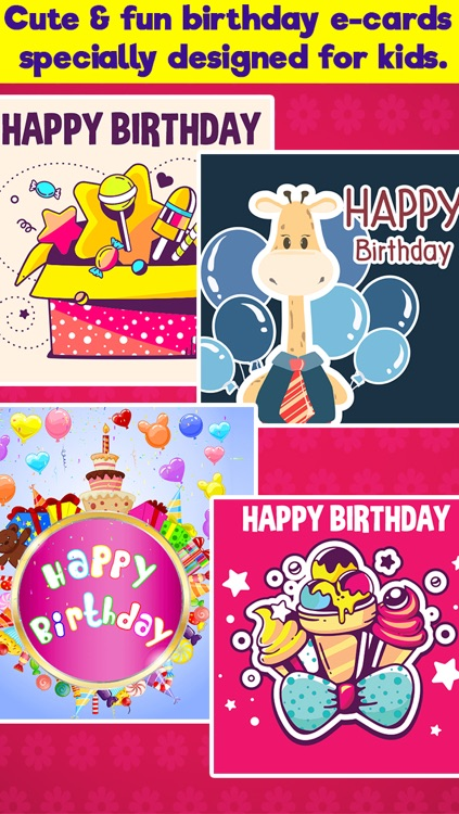 Happy Birthday Cards Greetings For Kids By Bhaumik Harshadray Mehta