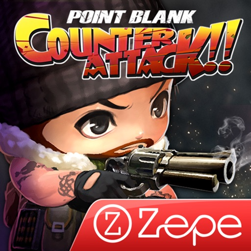 Point Blank Counter Attack