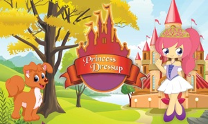 Princess Dress Up and Pet Spa