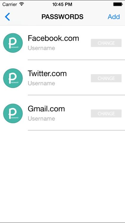 Fingerprint Access Control screenshot-4