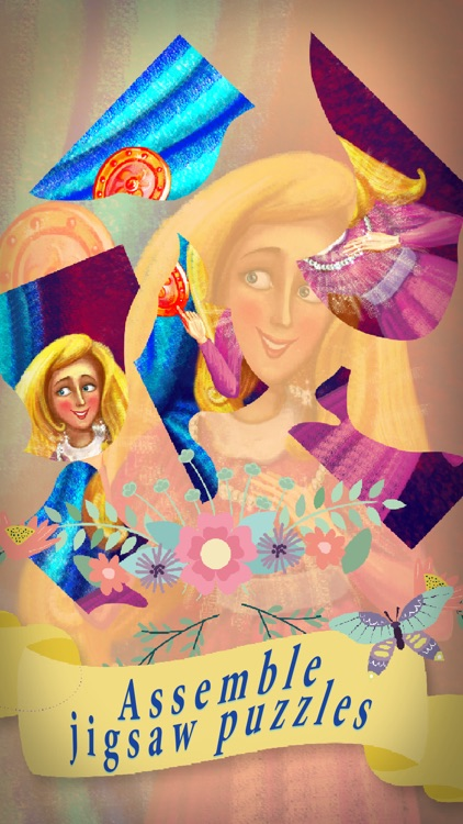 Golden Hair Fairy Tale - The Library of Classic Bedtime Stories for Kids Full